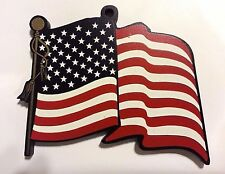 Sheila's Ornament - The Us Flag - Stars and Stripes We Remember Sept 11 - Usao02