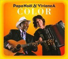VIVIANE ARNOUX/VIVIANE A/PAPA NOEL - COLOR [DIGIPAK] NEW CD