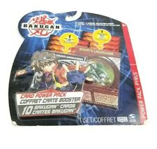 Bakugan Battle Brawlers Card Power Pack Pyrus 10 Card Pack