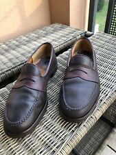 Alden Penny Loafer Shell Cordovan Color #8 Size 9D