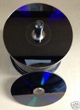 50 Stück Blu-ray Rohlinge BD-R 25Gb 6x, unbedruckt