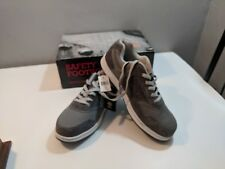 8f47d206bc9 Dickies Mens Shredder Athletic Steel Toe Work Shoe US Size 10 Grey