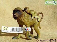 Schleich VET al lavoro in Plastica Giocattolo Animale Zoo Giungla Scimmia Orango NUOVO