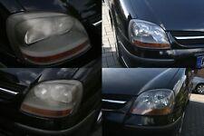 Nissan Almera Tino Scheinwerfer Aufbereitung REPARATUR Instandsetzung L+R