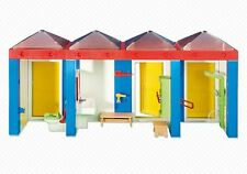 Playmobil Add On 6450 Waterpark Changing Rooms - New, Sealed