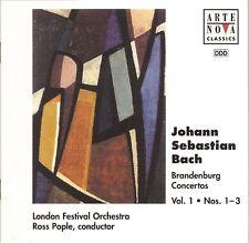 Bach – Brandenburg Concertos Nos. 1 - 3 / London Festival Orchestra • Ross Pople