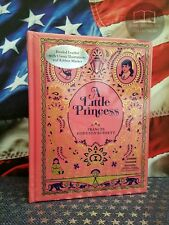 NEW SEALED A Little Princess by Frances Hodgson Burnett Bonded Leather Edition