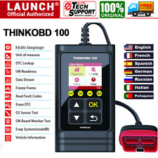 Launch THINKOBD 100 EOBD2 Car Engine Fault Code Reader DIAGNOSTIC Scanner Tool
