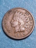 1896 Indian Head Cent Penny VF!