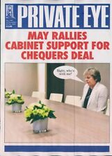 Private Eye Magazine Issue No. 1464 23rd Feb to 8th March 2018 VGC