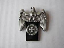 Wehrmacht  Heer Hoheitsadler Mützenadler Adler 1957er  Anstecker Feldmütze NEU