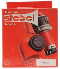 STEBEL NAUTILUS MADE IN ITALY * BRIO BP3 * TWIN AIR HORN SWITCHABLE 2 MODES KIT