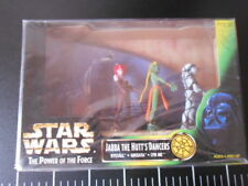 ♥ STAR WARS POWER OF THE FORCE JABBA THE HUTT'S DANCERS FIGURE 3-PACK   ♥