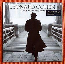 LEONARD COHEN - SONGS FROM THE ROAD  180g Audiophile Music On Vinyl  2LP SEALED