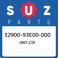 32900-93E00-000 Suzuki Unit,cdi 3290093E00000, New Genuine OEM Part
