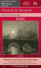 Alnwick & Morpeth (Cassini Old Series Historical Map), Cassini Publishing Ltd, E