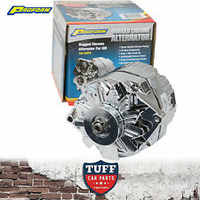 Holden HQ HJ HX HZ WB 6 Cylinder Proform Chrome Alternator 100 AMP Internal Reg