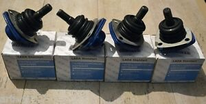 Lada Laika Riva Signet SW 2101-2107 2102 2103 2104 2105 2106 Ball Joint Kit 4 Pc