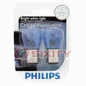Philips Parking Light Bulb for Pontiac Acadian Astre Bonneville Catalina lm