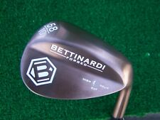 Bettinardi Forged 58 Degree Copper Head Lob Wedge High Cut Helix 58.10 Wedge NEW