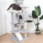 Heavy Duty Cat Tree Tower Cat Playing House Condo Platform More Scratching Posts