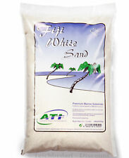 ATI Fiji White Sand hochreiner Bodengrund weiß Meerwasser Aquarium - M - 9,07 kg