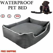 Unbranded Cotton Covered Dog Beds
