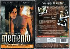 DVD - MEMENTO - Carrie-Anne Moss,Guy Pearce,Christopher Nolan - NEUF