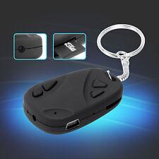 Schlüsselanhänger Mini Spion Kamera Auto Schlüssel Spy Cam Video Überwachung