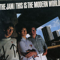 The Jam - This Is the Modern World [New CD] UK - Import