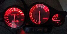 LED Rojo Yamaha Yzf600 Thundercat Dash Kit de conversión de Reloj lightenupgrade