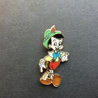 WDW - Pinocchio Walking with Green Hat - Disney Pin 24