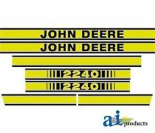 Jd416 John Deere Hood Decal Model 2240