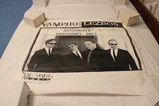 Vampire Lezbos Promo Poster-Vampire Lezbos