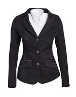 Horseware Ireland Knitted Ladies Competition Jacket with Metallic Piping
