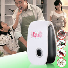 Electronic Ultrasonic Pest Reject Magnetic Repeller Anti Mosquito Insect Killer