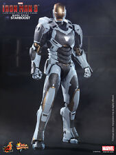 HOT TOYS Iron Man 3 Starboost (Mark XXXIX) MK 39 1/6 Figure IN STOCK