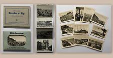 Leporello Ostseebad Baabe Rügen 10 Lichtdrucke um 1950 & 10 Fotos Hiddensee 1957