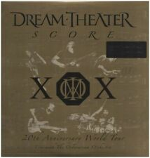 Dream Theater Score (20th Anniversary World Tour) 180GR NEW OVP Vinyl LP-Box