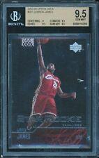 2003-04 LeBron James Upper Deck UD Star Rookie RC BGS 9.5 *GEM MINT*