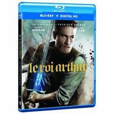 Blu ray bluray WARNER BROS - Le Roi Arthur : La legende d'Excalibur NEUF