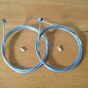 Barrel Pro Slick Stainless brake cable Wire Galvanised
