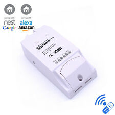 DIY Home: Sonoff TH16 Temperature Humidity Wifi Wireless Smart Automation Switch