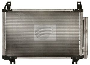 Condenser AIR CONDITIONING  TOYOTA YARIS NCP90 NCP91 NCP93 05-17