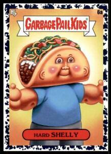 2021 Garbage Pail Kids Food Fight Base Pepper Black #6a HARD SHELLY