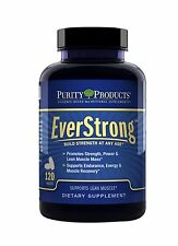 EverStrong New & Improved - 120 Tablets from Purity Products Free Shipping