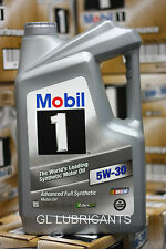 Mobil 1 Engine Oil 5W30 (5 QT Bottle) 4.73L