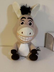 """Shrek Donkey Plush 8"""" Stuffed Animal Toy Dreamworks Toy Factory"""