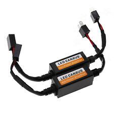 H7 Car LED Headlight Decoder Canbus Error Free Resistor Canceller 12v 24v