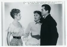 """DIANNE FOSTER DANA ANDREWS DONNA REED """"TROIS..."""" (THREE HOURS TO KILL) PHOTO CM"""